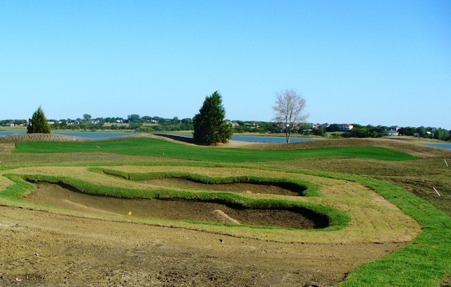 The Tribute New Course - Bunkering