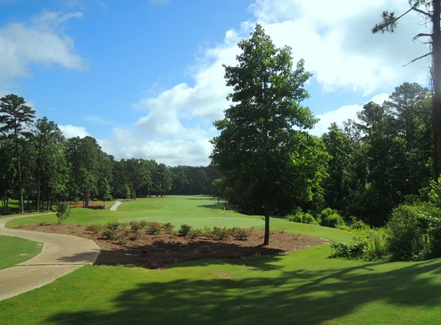 Rayburn Country golf course - 5th