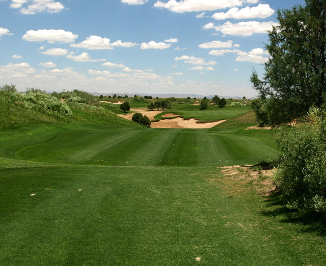 Butterfield Trail Golf Club - hole 10