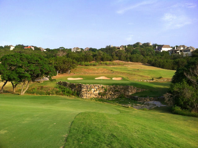 how to play austin country club