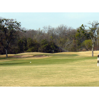 The 430-yard 10th at Buffalo Creek Golf Club is an easy hole that can be made very hard with a crooked drive.