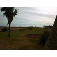 The fifth hole at South Padre Island Golf Club is all risk-reward if you pull driver off the tee.
