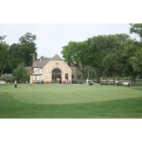 The Brackenridge Park clubhouse and facilities received a facelift along with the golf course in 2008.