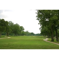 Brackenridge Park Golf Course plays just 6,300 yards from the championship tees, but is still a test thanks to severe bunkering and tight, tree-lined fairways.