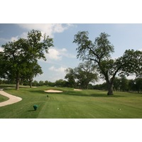 No. 15 at Brackenridge Park Golf Course is a short par 3, just 130 yards from the back tees.