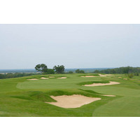 Wolfdancer Golf Club's third hole is a wide open par 5 but more than 600 yards.