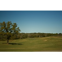 Many of Wolfdancer Golf Club's greens can be difficult to hit, like on the par-4 ninth hole.