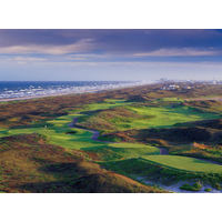 The Arnold Palmer-designed Newport Dunes Golf Club is one of the few seaside courses in Texas.