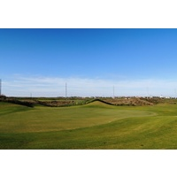 Newport Dunes Golf Club winds up with a reachable par 5.
