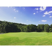 Lost Creek Country Club plays along Barton Creek just west of Austin.