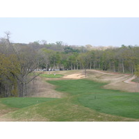 Cowboys Golf Club offers interesting shots from elevated tees.