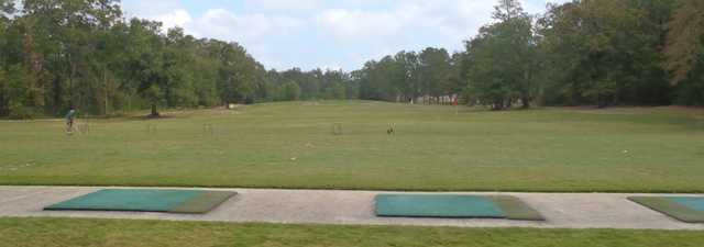 Red Wolf Golf Resort: Driving range