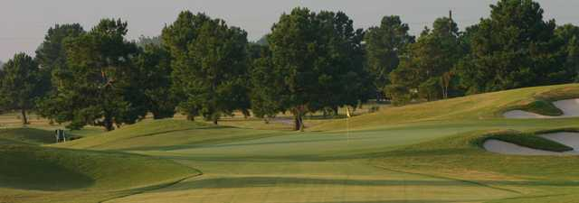 Cypress Lakes GC: #4