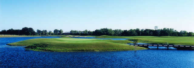 Wildcat GC - Lakes: #12