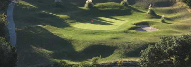 Highland Lakes GC: #10