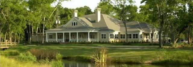 Sienna Plantation GC: Clubhouse