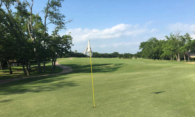 Sienna Plantation Country Club in Missouri City