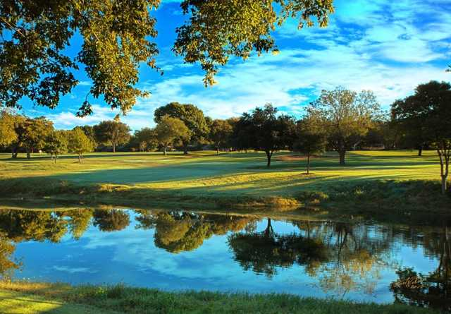 Canyon Creek Country Club In Richardson