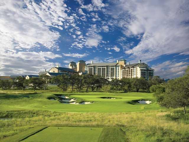 Tpc San Antonio Oaks Course In San Antonio