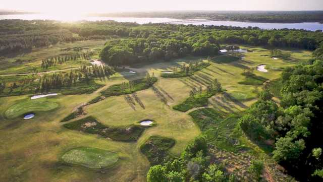 Long Cove Proving Grounds Course In Malakoff