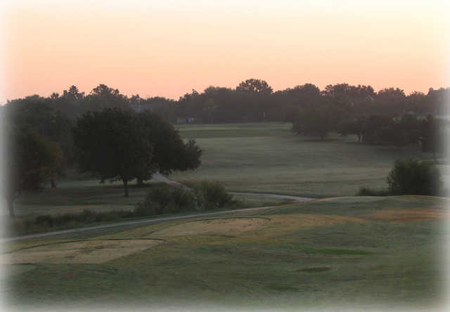 Woodlake Golf Club San Antonio