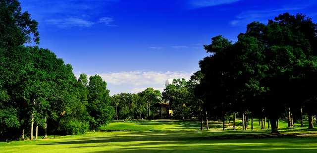 Rolling Hills Course at Panorama Golf Club in Conroe