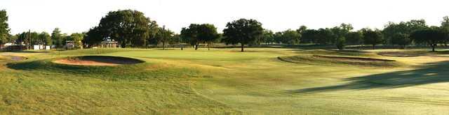 Riverside Municipal Golf Course In San Antonio