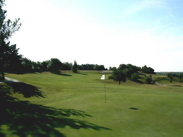 Turtle Hills Golf Course In Muenster