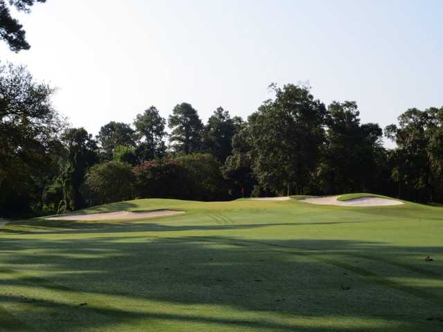 Willow Creek Golf Club In Spring
