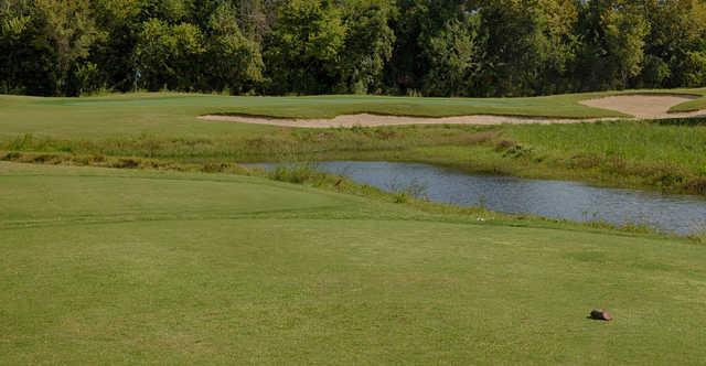 Meadowbrook Farms Golf Club In Katy