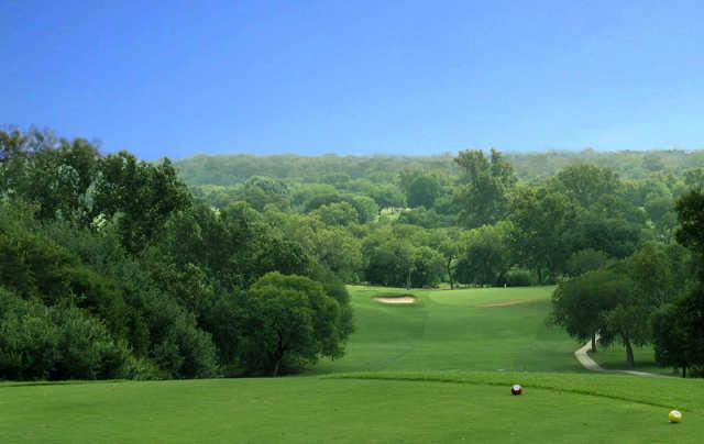 Gateway Hills Golf Club In San Antonio