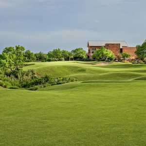 Max A. Mandel GC: Clubhouse