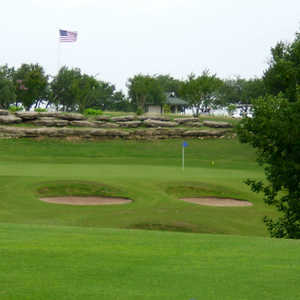 Cross Timbers GC: #9