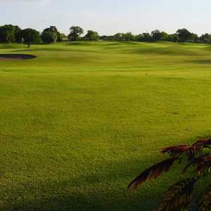 Cross Timbers GC: driving range