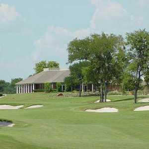 Sherrill Park Municipal GC: Clubhouse