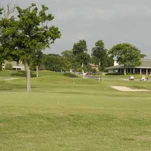 Sherrill Park Municipal Golf Course - One: #18