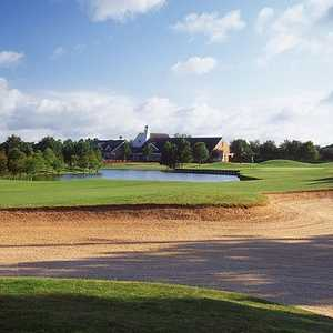 Golf Club at Cinco Ranch