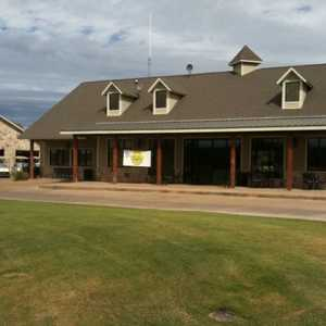 WestRidge GC: Clubhouse