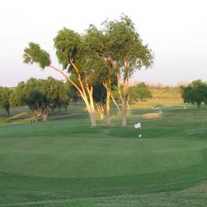 Meadowbrook GC - Canyon