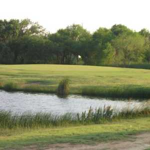 Meadowbrook GC - Creek