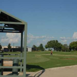 Cedar Crest Park GC: driving range
