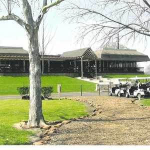 Bear Creek Golf World: Clubhouse
