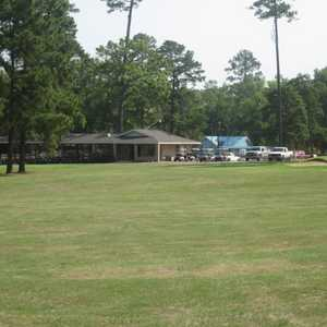 Livingston GC: clubhouse