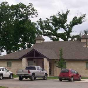 Uvalde Memorial Park GC: clubhouse