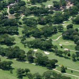 Royal Oaks CC: aerial view