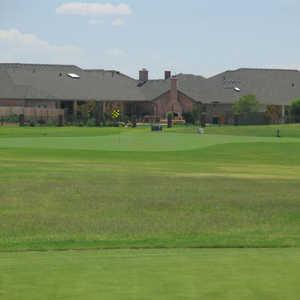 Nueva Vista GC: clubhouse
