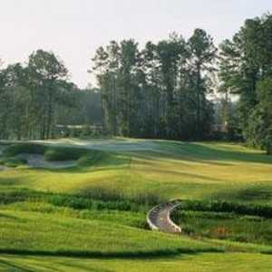 Club At Carlton Woods - Fazio: #13