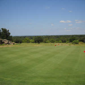 Hideout GC: Putting green