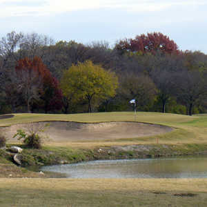 Firewheel at Garland's Lakes Course - No. 11