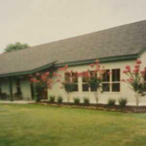Magnolia Ridge CC: Clubhouse